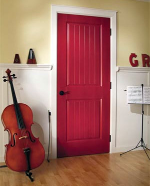 Wood Jeld-Wen Interior Doors